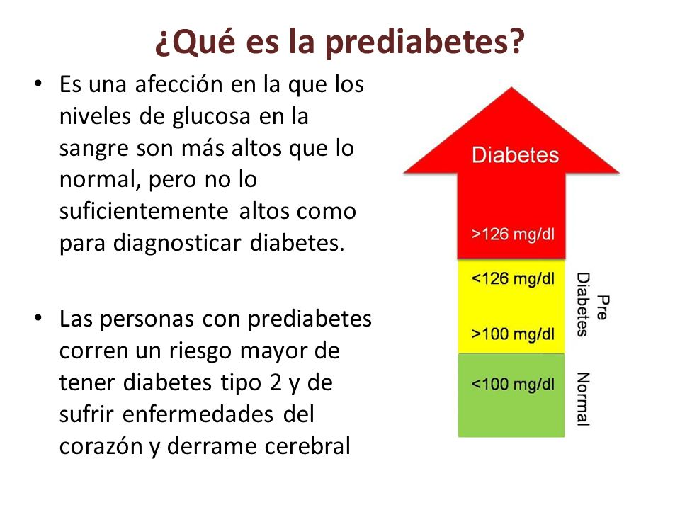 nivel de glucosa en sangre normal para diabetes tipo 2